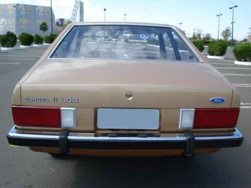 3273 - Corcel II 1978  11.000km