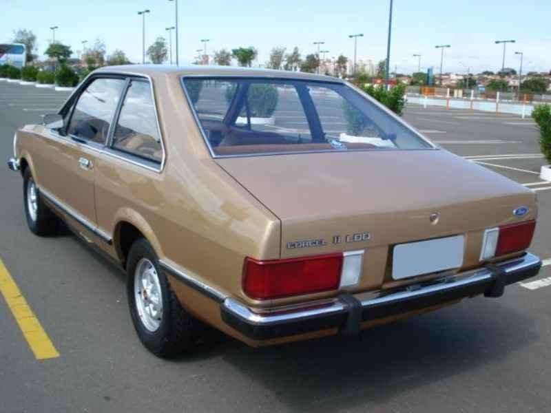 3274 - Corcel II 1978  11.000km