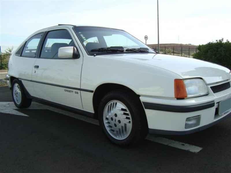 3499 - Kadett GS 1991