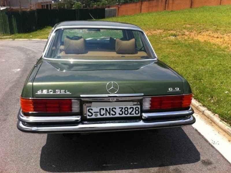 3612 - MB 450SEL V8 6.9L