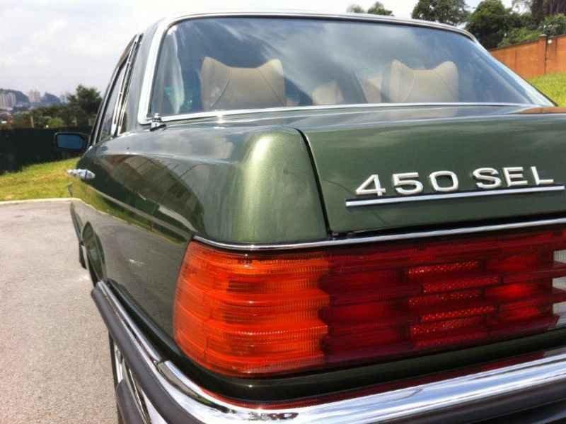 3613 - MB 450SEL V8 6.9L