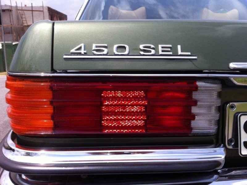 3614 - MB 450SEL V8 6.9L