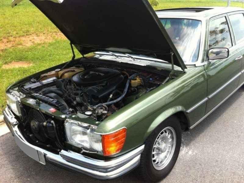 3646 - MB 450SEL V8 6.9L