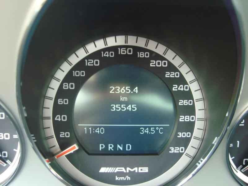 3883 - MB C-63 AMG V8 457cv 2009