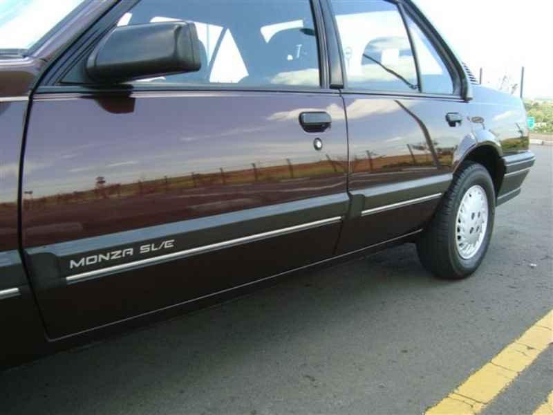3897 - Monza SLE 1992 22.000km