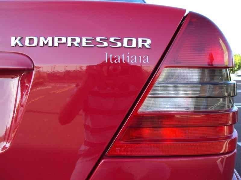 4047 - MB C-230 Kompressor 1996