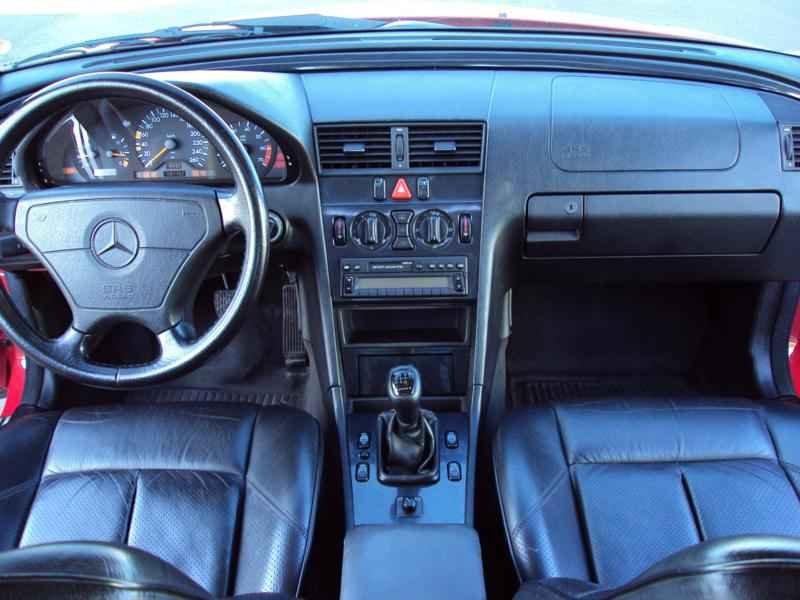4060 - MB C-230 Kompressor 1996