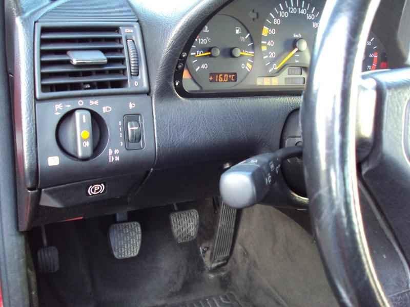 4063 - MB C-230 Kompressor 1996