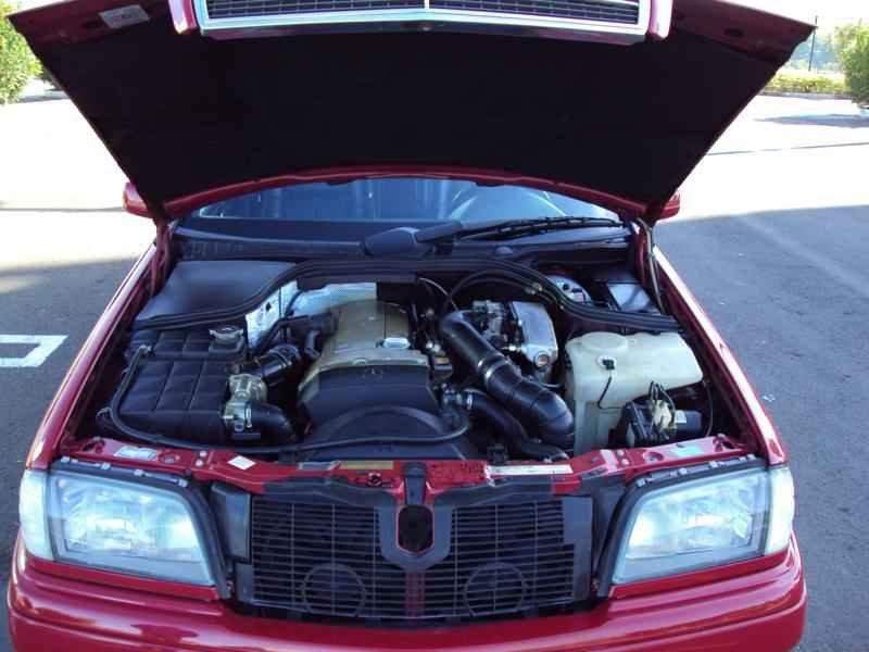 4066 - MB C-230 Kompressor 1996