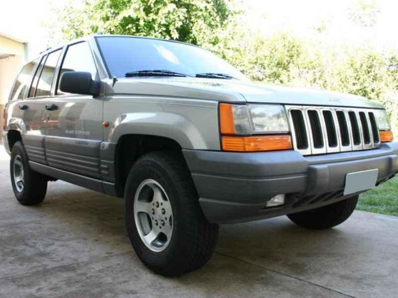 4104 - Grand Cherokee Laredo 1998