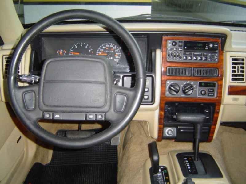 4123 - Grand Cherokee Orvis Edition 1995