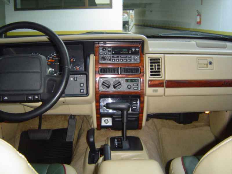 4124 - Grand Cherokee Orvis Edition 1995