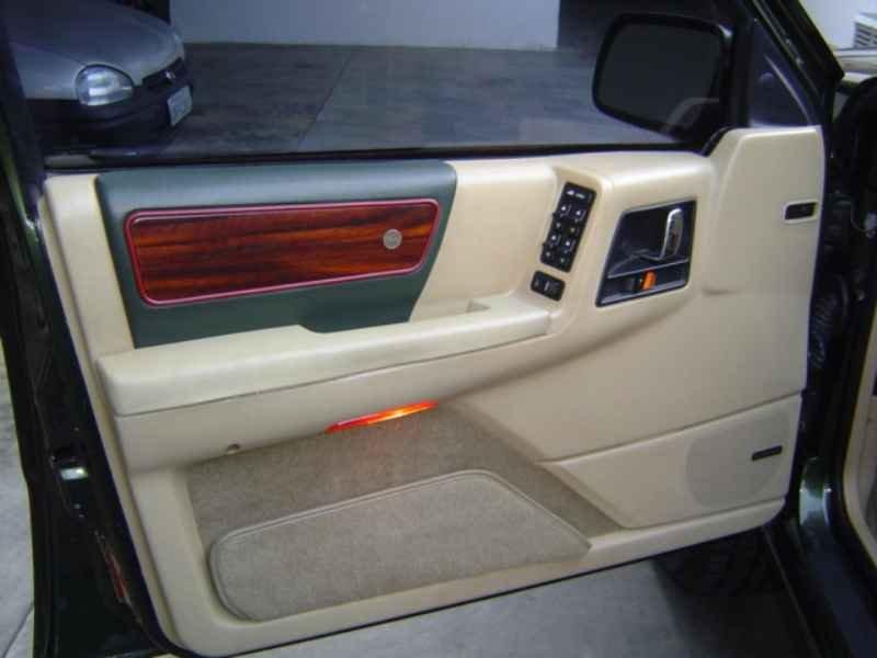 4133 - Grand Cherokee Orvis Edition 1995
