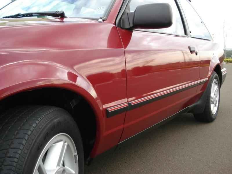 4183 - Escort XR3 1989 5.996km