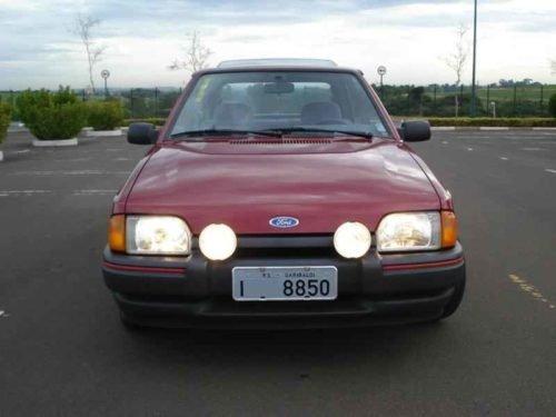 4191 500x375 - Escort XR3 1989 5.996km