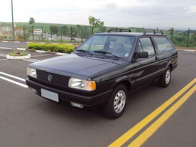 4250 - Parati GL 1992