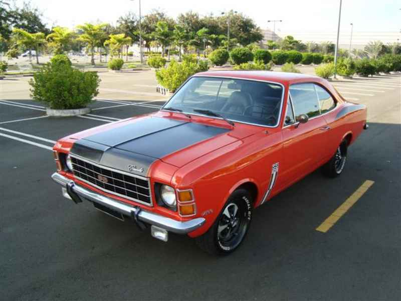 4395 - Opala 1976