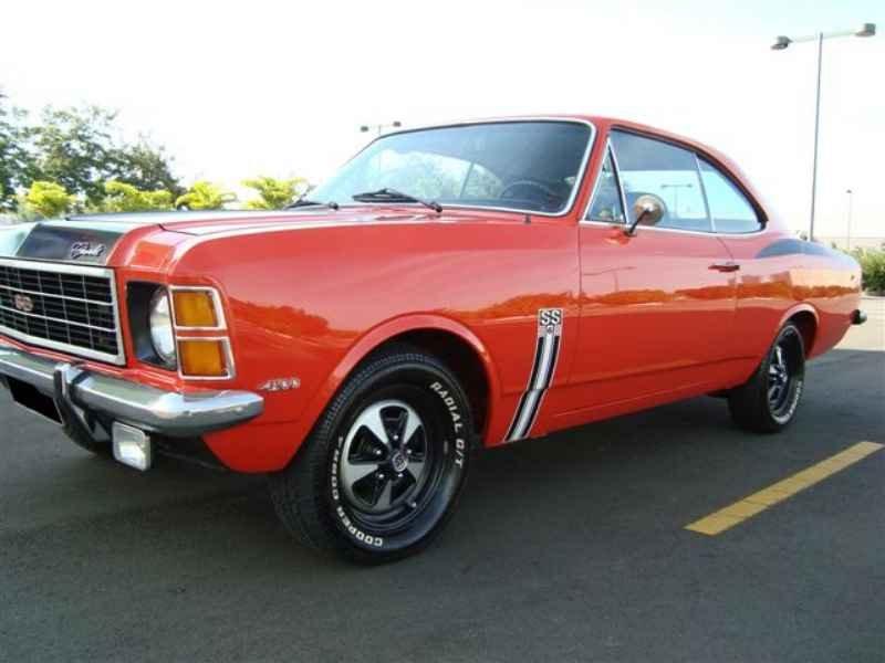 4407 - Opala 1976