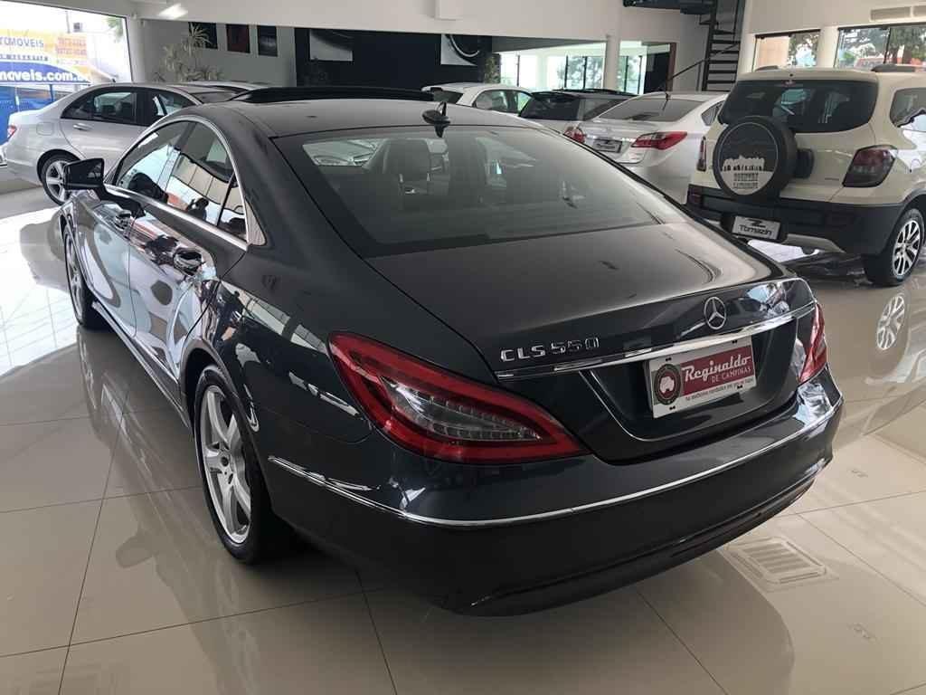 44738 1024x768 - Mercedes CLS 350 CGI 306cv