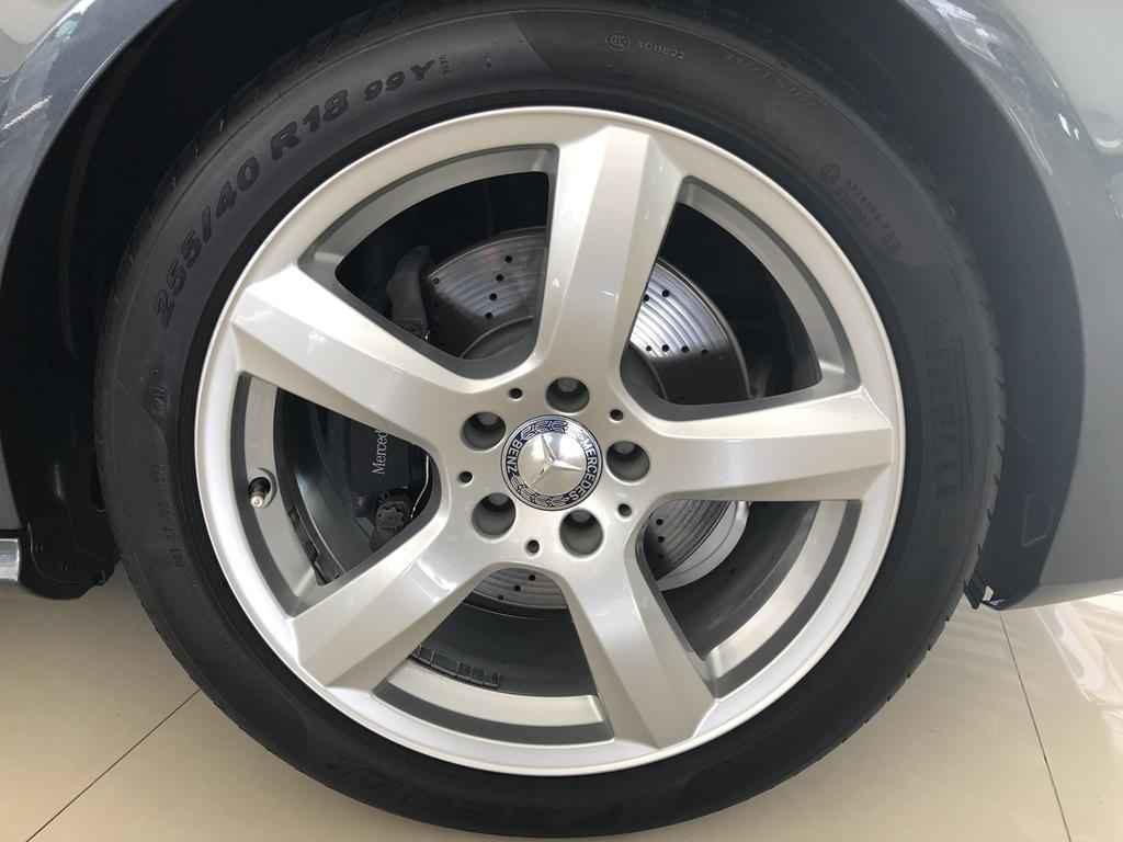 44761 1024x768 - Mercedes CLS 350 CGI 306cv