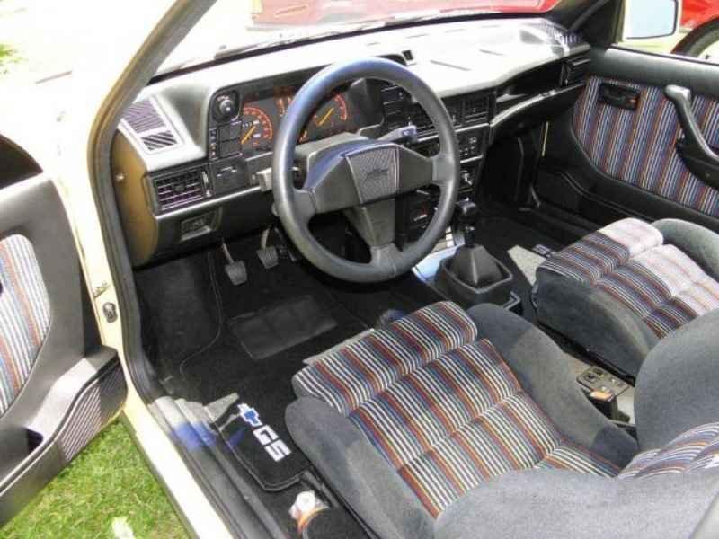 4649 - Kadett GS 1991