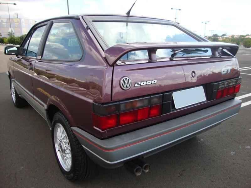 4714 - Gol GTi 1994  24.000km