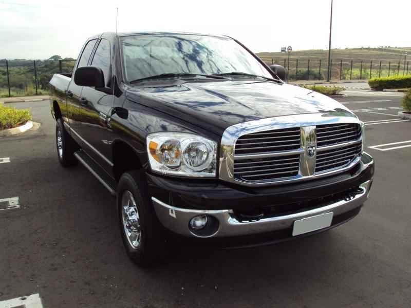 4752 - RAM 2500 HEAVY DUTY 2008