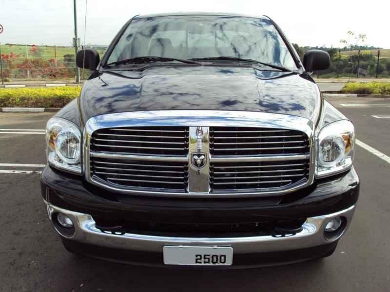 4757 - RAM 2500 HEAVY DUTY 2008