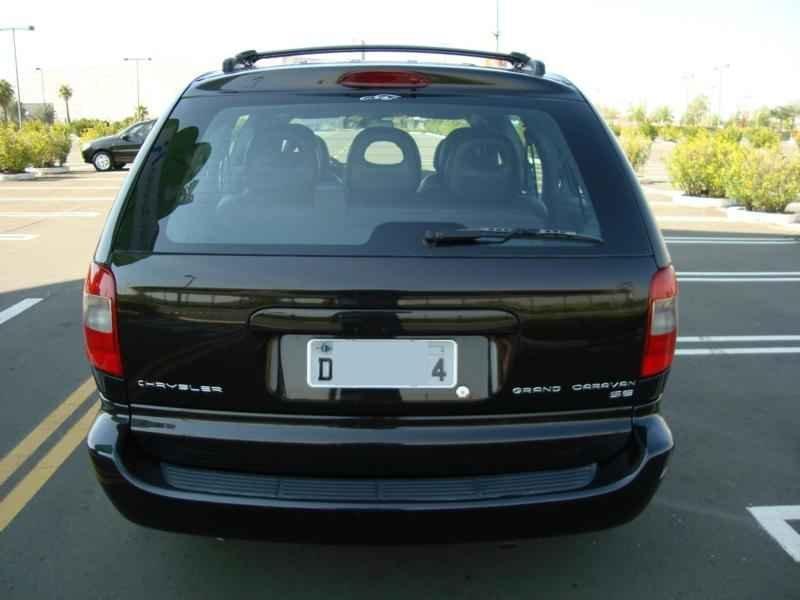 4825 - Grand Caravan SE 2002
