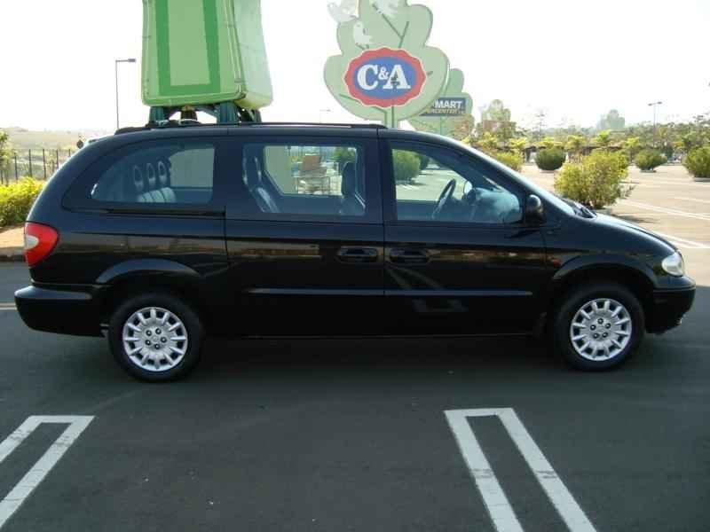 4827 - Grand Caravan SE 2002