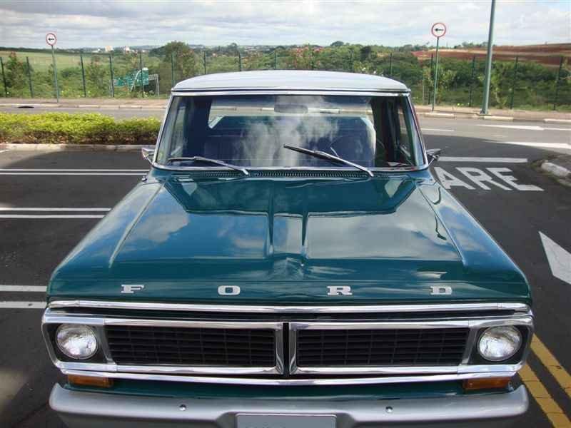 4906 - F-100 V8 1975