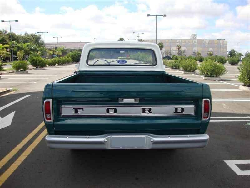 4907 - F-100 V8 1975