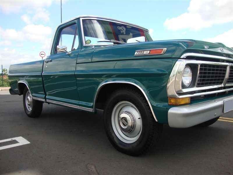 4911 - F-100 V8 1975