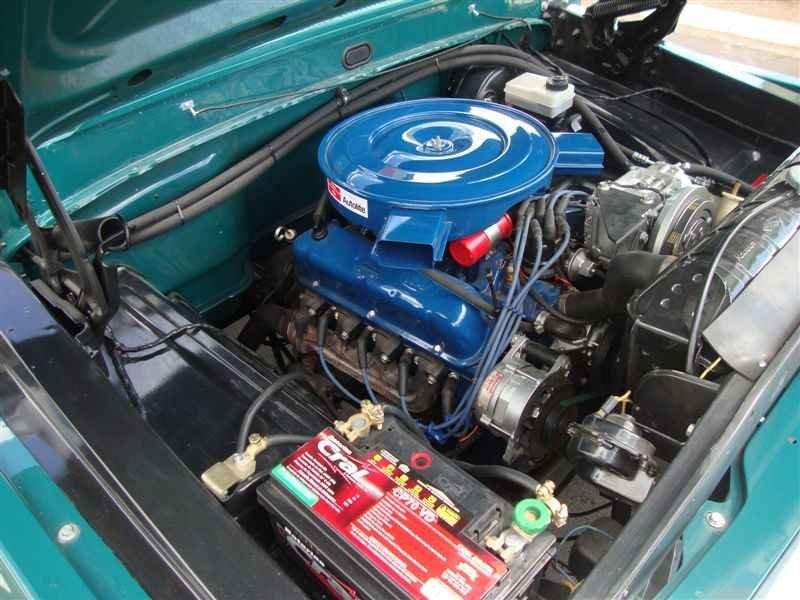 4942 - F-100 V8 1975