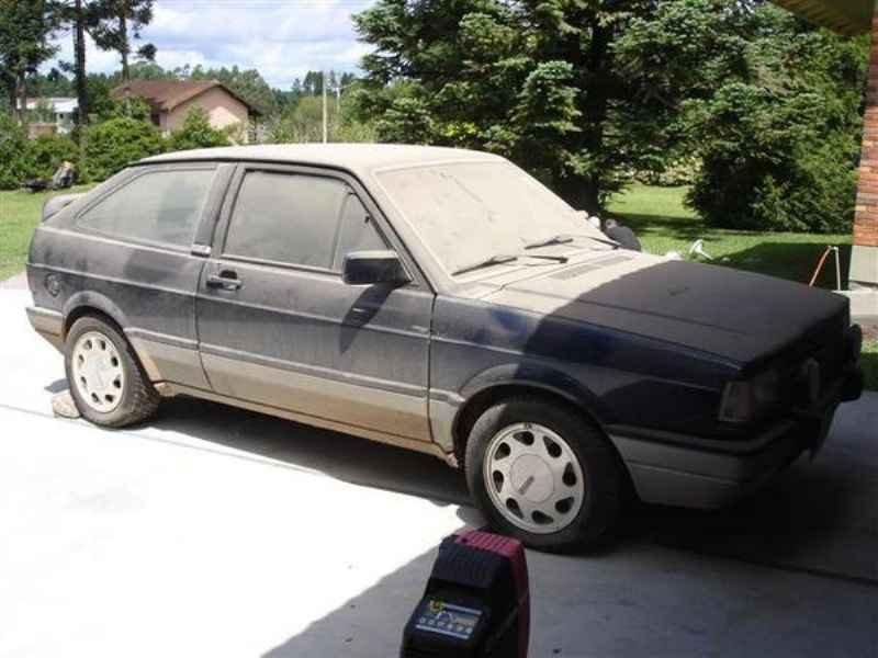 4946 - Gol GTi 1990 12.000km