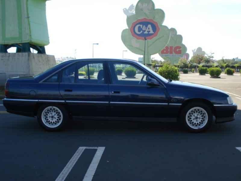 4969 - Omega CD 1992 37.000km