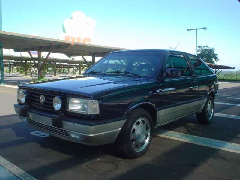5003 - Gol GTi 1989