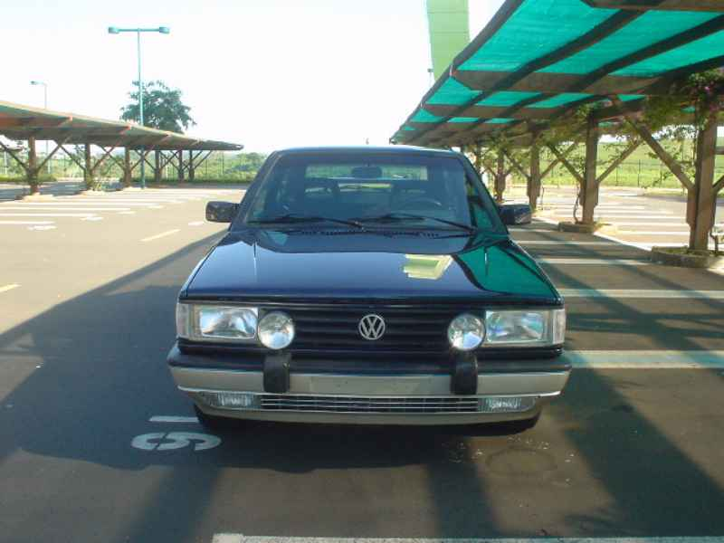 5004 - Gol GTi 1989