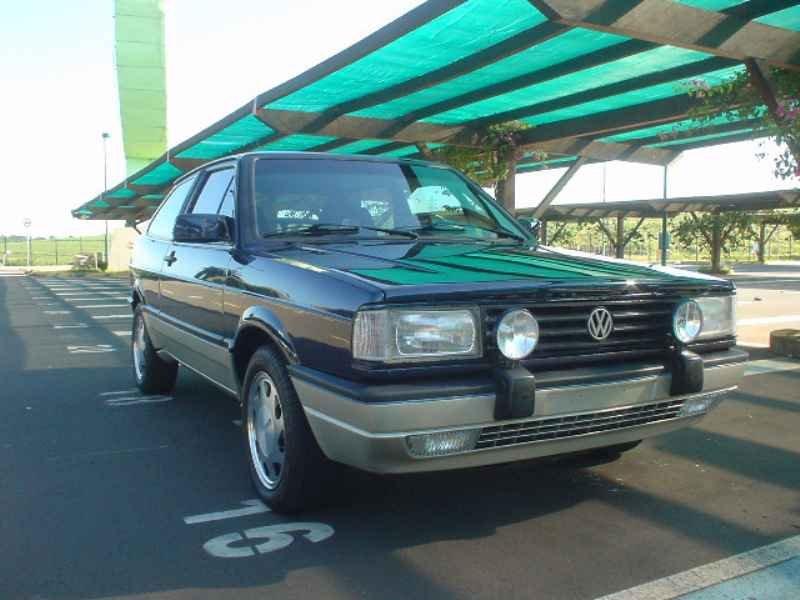 5005 - Gol GTi 1989