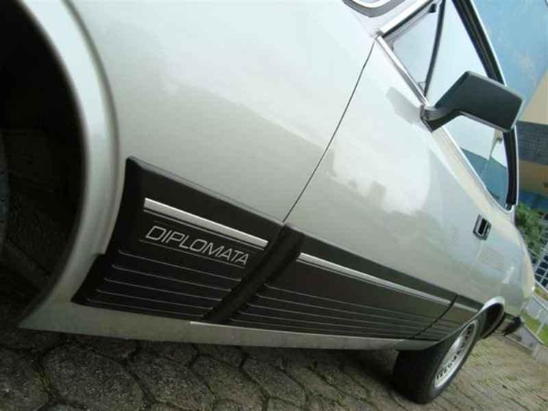 5048 - Opala Diplomata 1986 0km