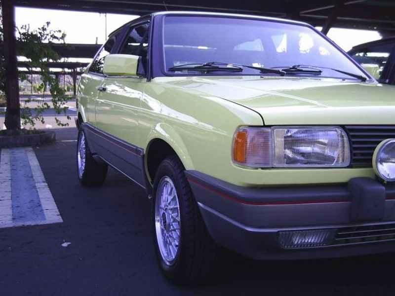 5077 - Gol GTi 1993