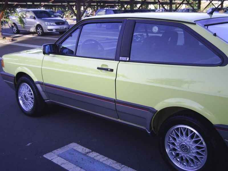 5078 - Gol GTi 1993