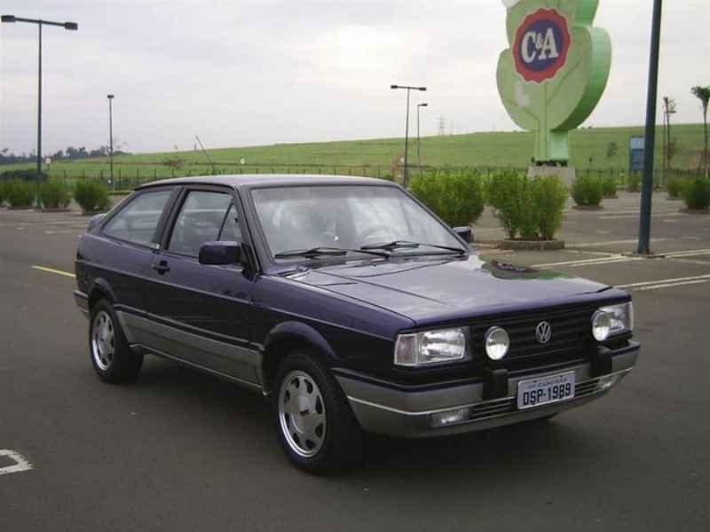 5082 - Gol GTi 1989 | Reginaldo na foto Capa