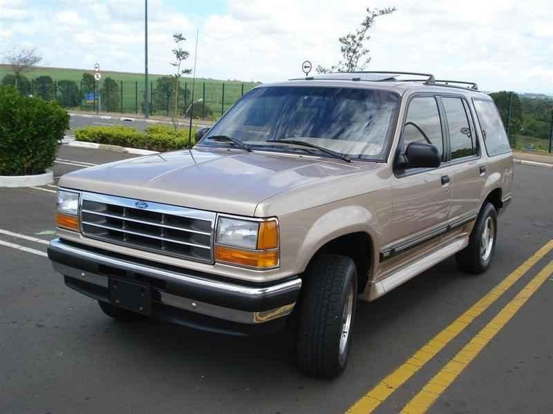 5100 - Explorer XLT 4x4 1994