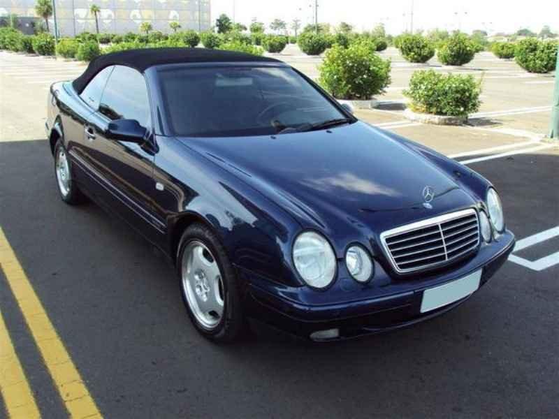 5300 - MB CLK-320 Cabriolet 1999  36.000km