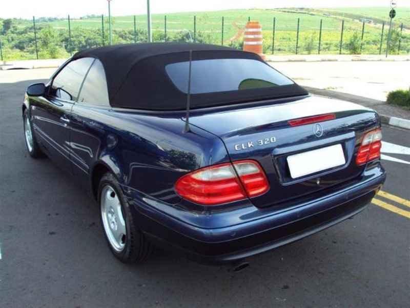 5302 - MB CLK-320 Cabriolet 1999  36.000km