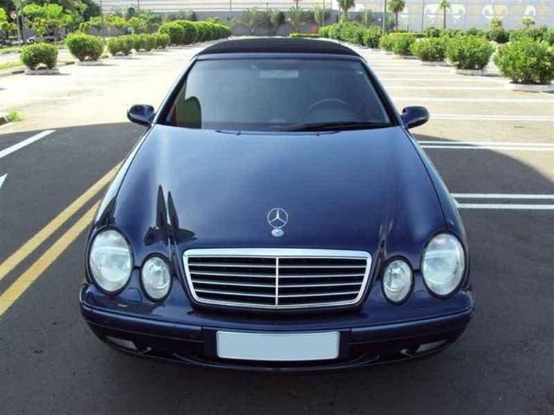 5304 - MB CLK-320 Cabriolet 1999  36.000km