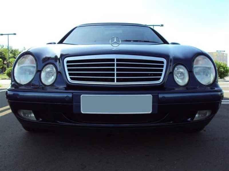 5306 - MB CLK-320 Cabriolet 1999  36.000km
