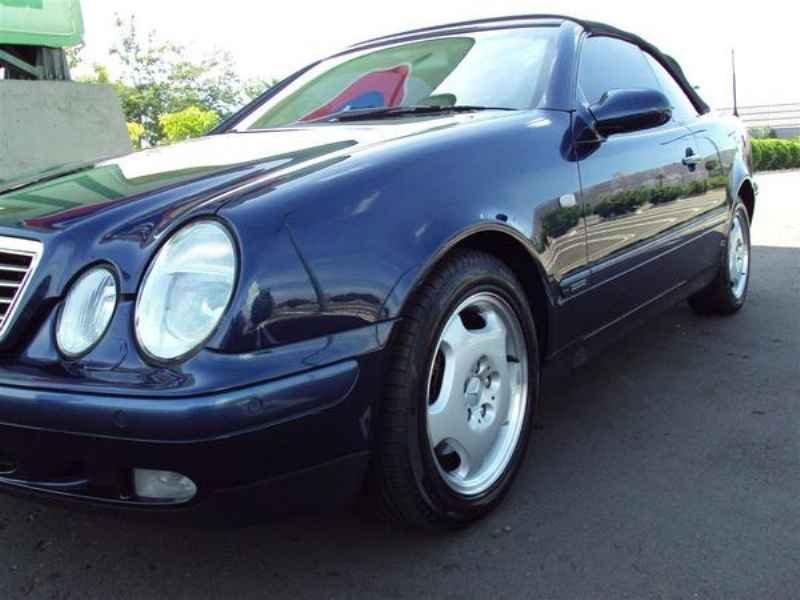 5312 - MB CLK-320 Cabriolet 1999  36.000km