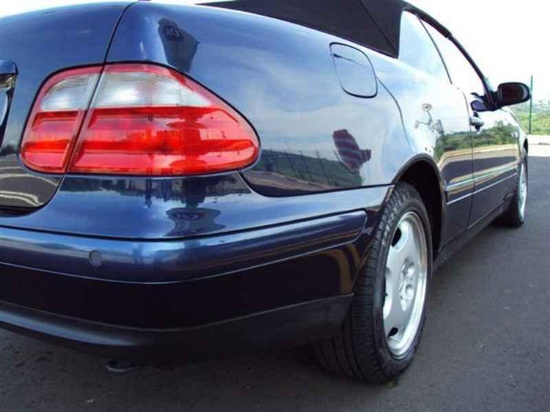 5319 - MB CLK-320 Cabriolet 1999  36.000km